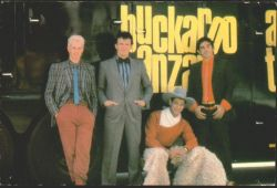 Buckaroo Banzai and the Hong Kong Cavaliers.